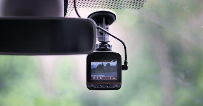 A Dashboard Camera