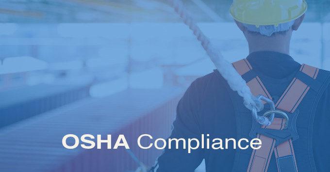 OSHA Compliance Header